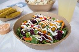 Beet Salad at Shouk in Washington, D.C.