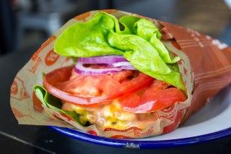 Fastburger at Belcampo in Los Angeles, CA