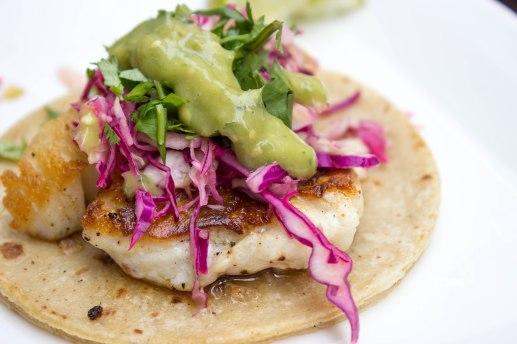 Fish Taco at Tacolicious in San Francisco, CA