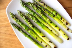 Grilled Asparagus at STK in Washington, D.C. (closed)